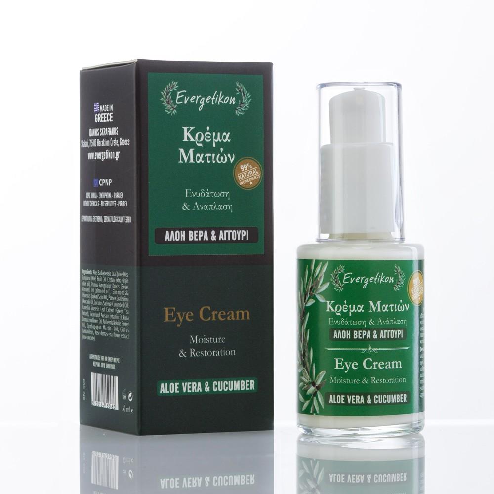 Eye cream Aloe & Cucumber