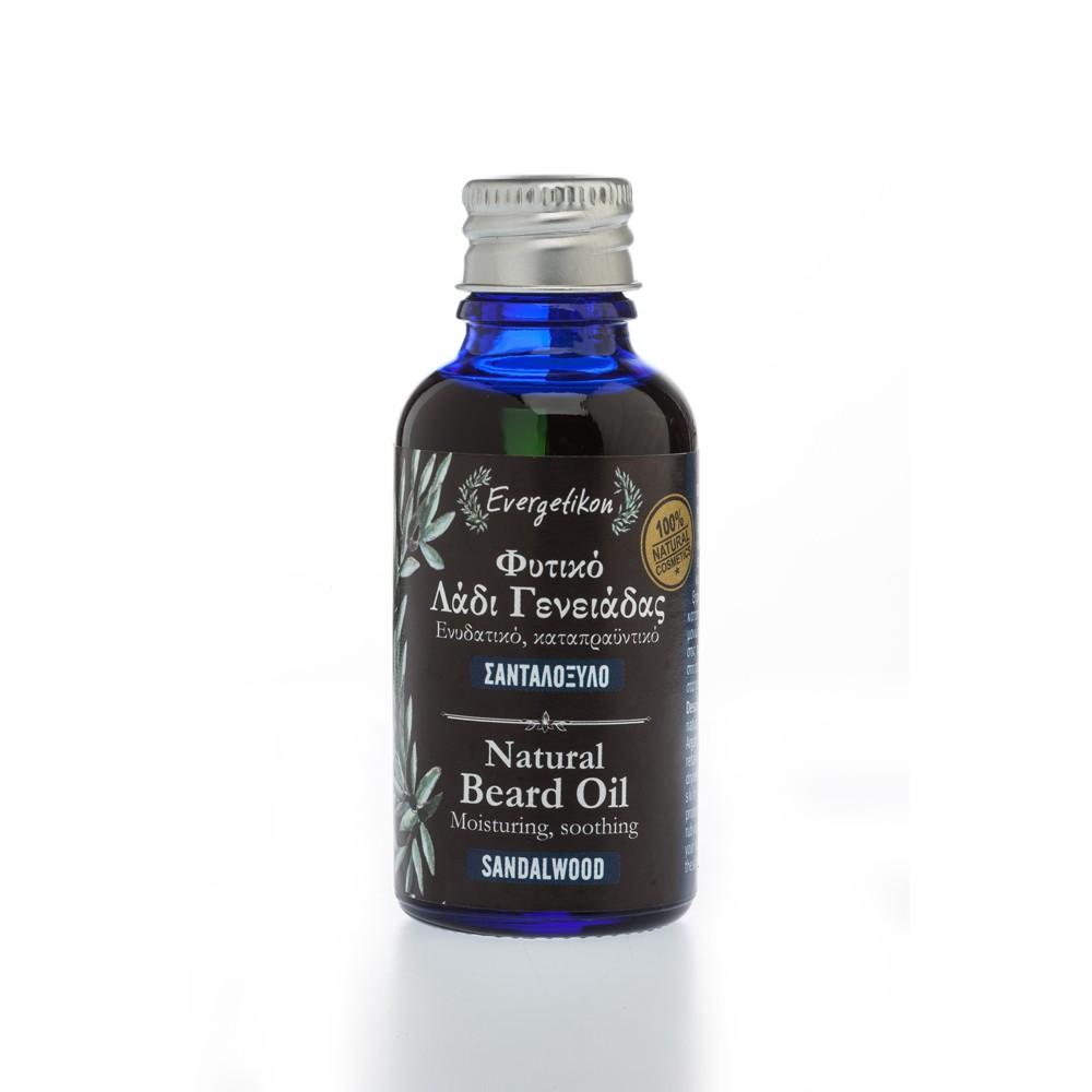 Natural Beard Oil Sandalwood